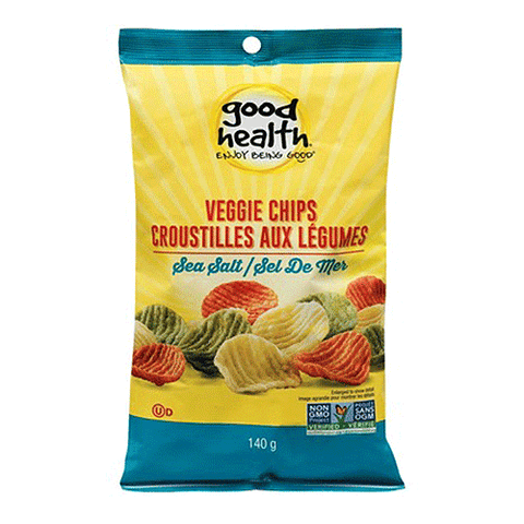 Good Health Veggie Chips 140g