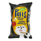 Gogo Quinoa Vegan Cheese Puffs
