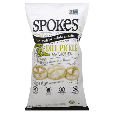 Spokes Dill Pickle 80g