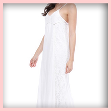 Load image into Gallery viewer, Sylvia Lace detailed Maxi