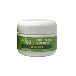 Load image into Gallery viewer, 1 oz - 750mg CBD Healing Ointment