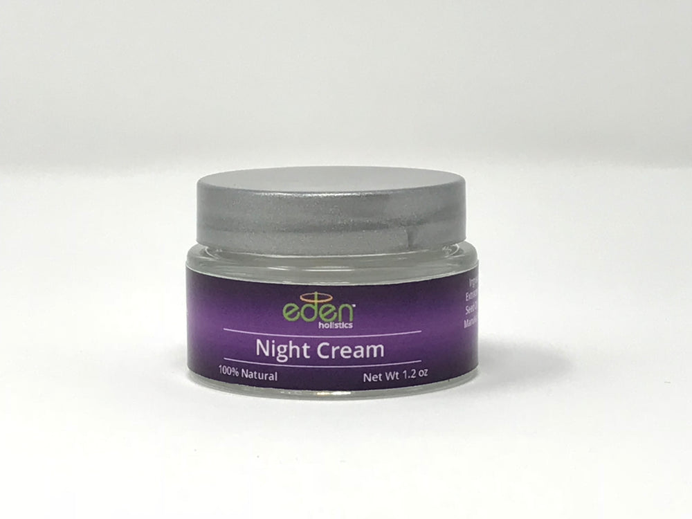 Load image into Gallery viewer, 1oz  - 500mg CBD FACE/EYE Rejuvenating Night Cream