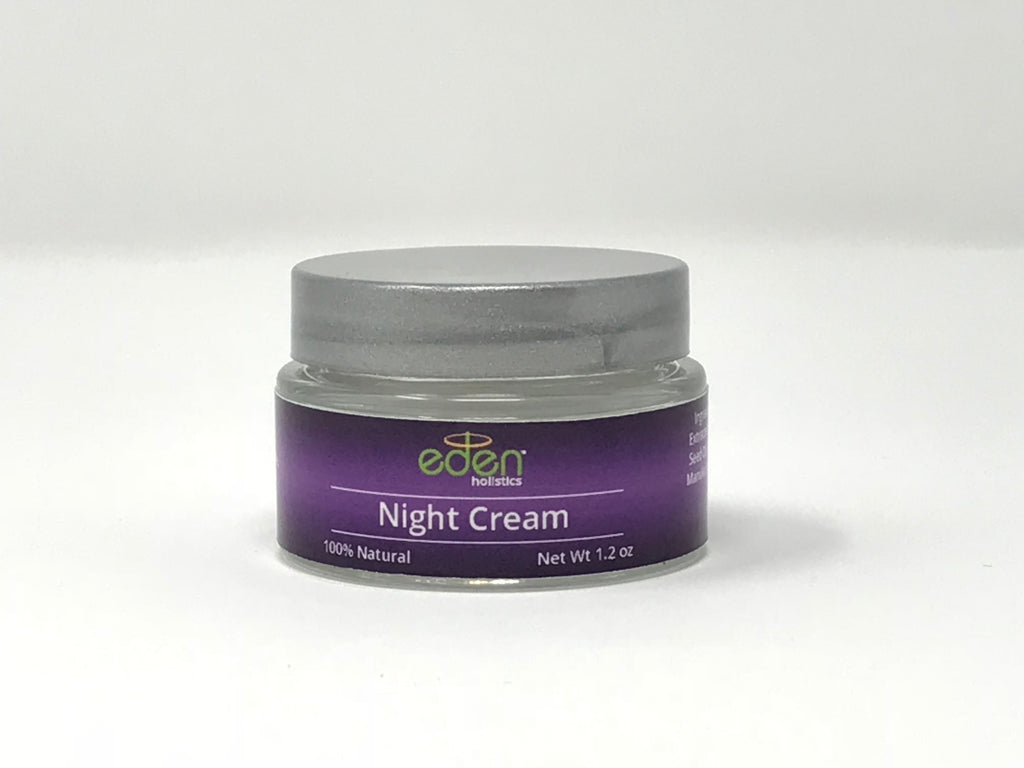 1oz  - 500mg CBD Night Cream