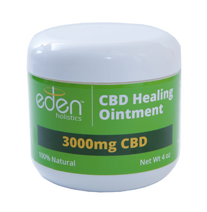 Load image into Gallery viewer, 4oz - 3000mg CBD Healing Ointment