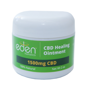 Load image into Gallery viewer, 2oz - 1500 mg CBD Healing Ointment