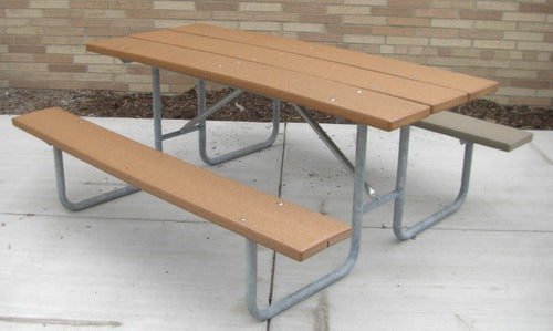 Mini Monster Picnic Table - RECYCLED PLASTIC Lumber