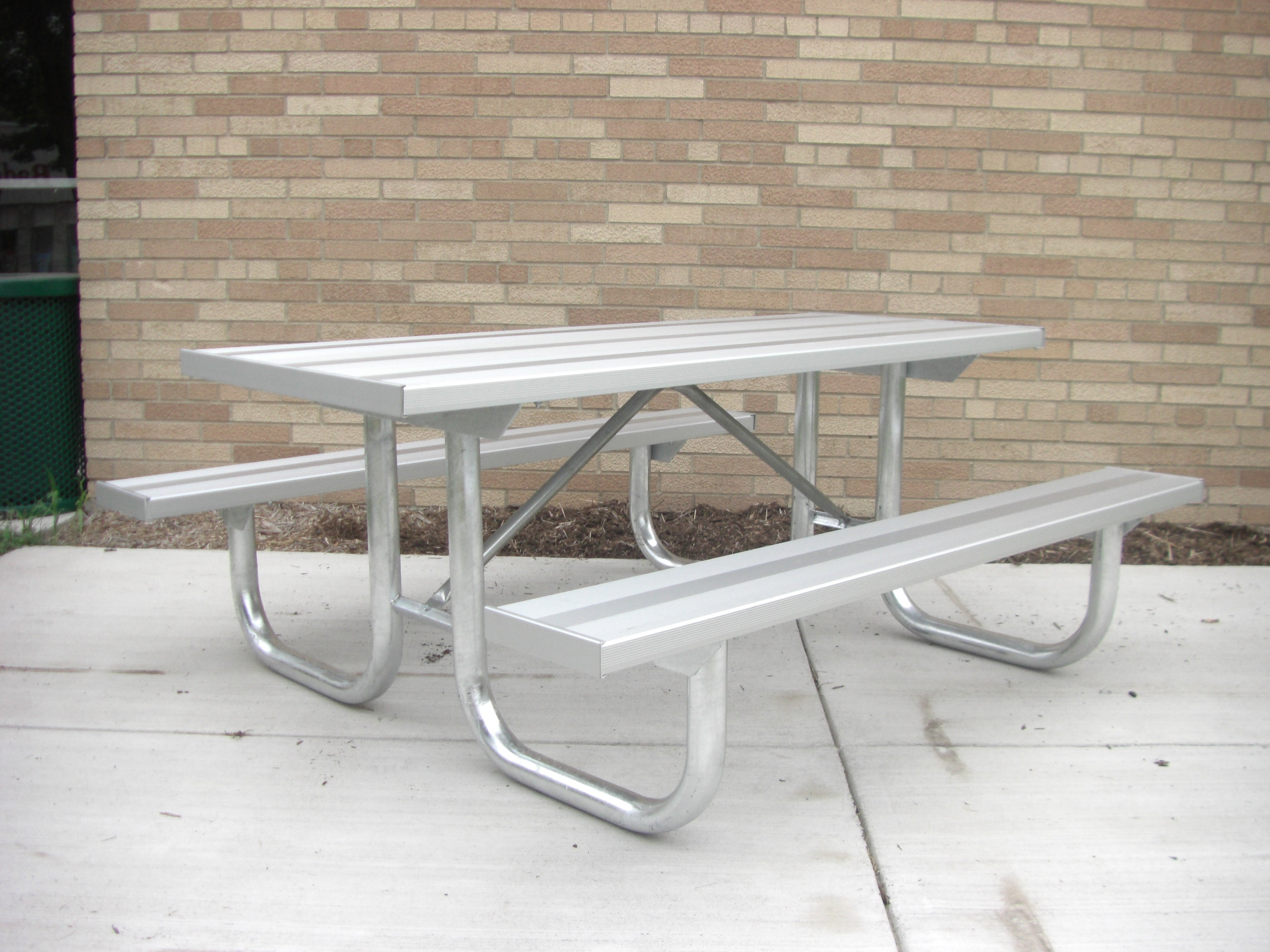 Mini Monster Picnic Table - ALUMINUM