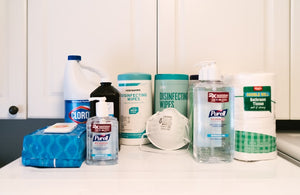 Toxic Chemicals in Household Cleaners