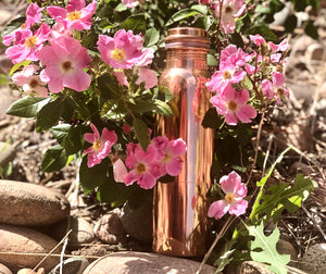 Copper Water Bottles: What Do They Do?