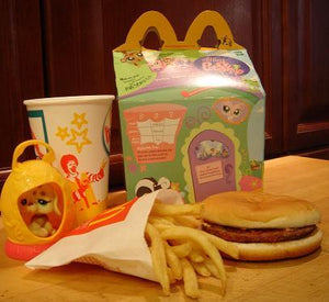 My Little Happy Meal Turns Four