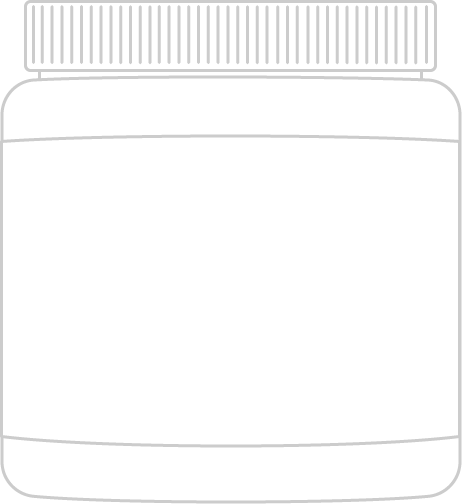 Vector image of supplement bottle