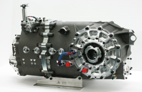 Albins ST6 Transaxle for V8 Supercar Specification