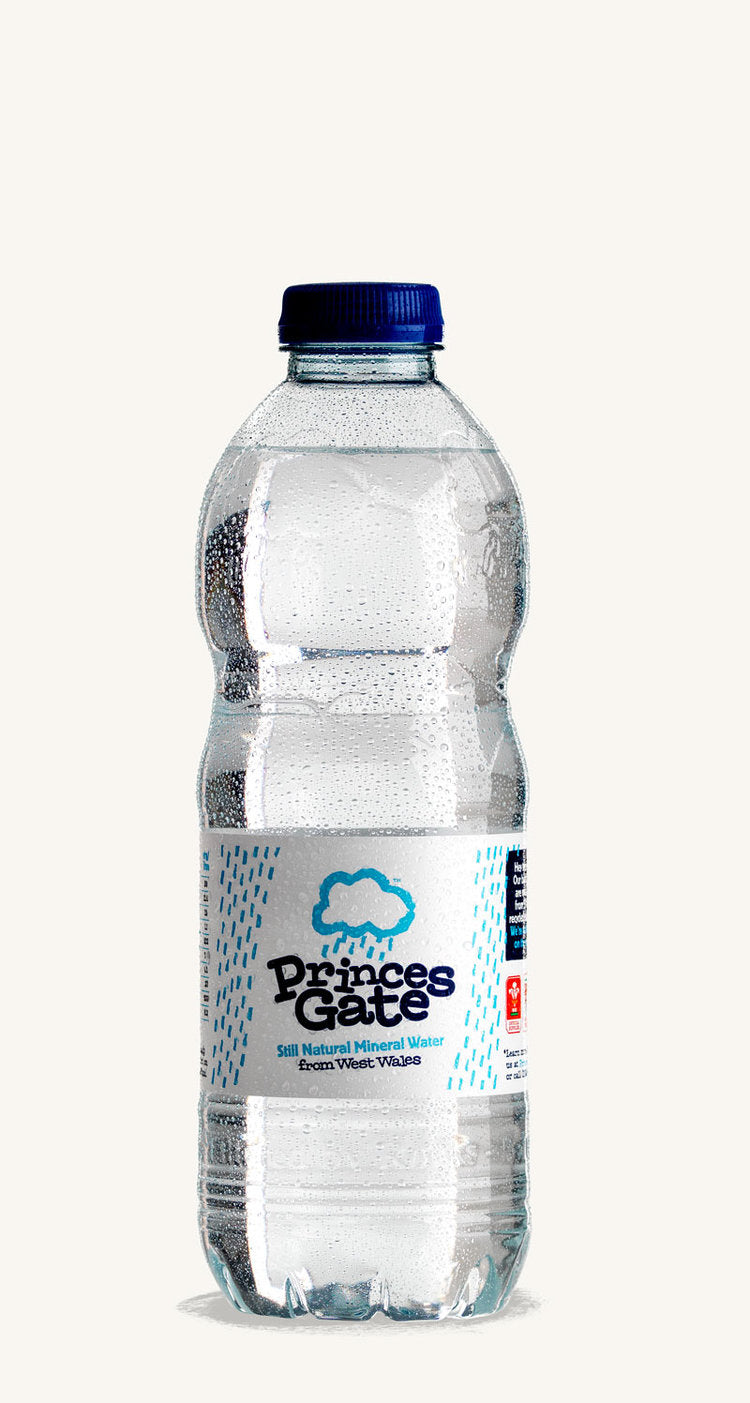 Princes Gate Still Spring Water 24 x 500ml (Plastic)