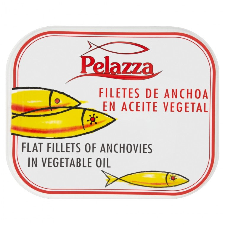 Anchovy Fillets in Oil 365gm