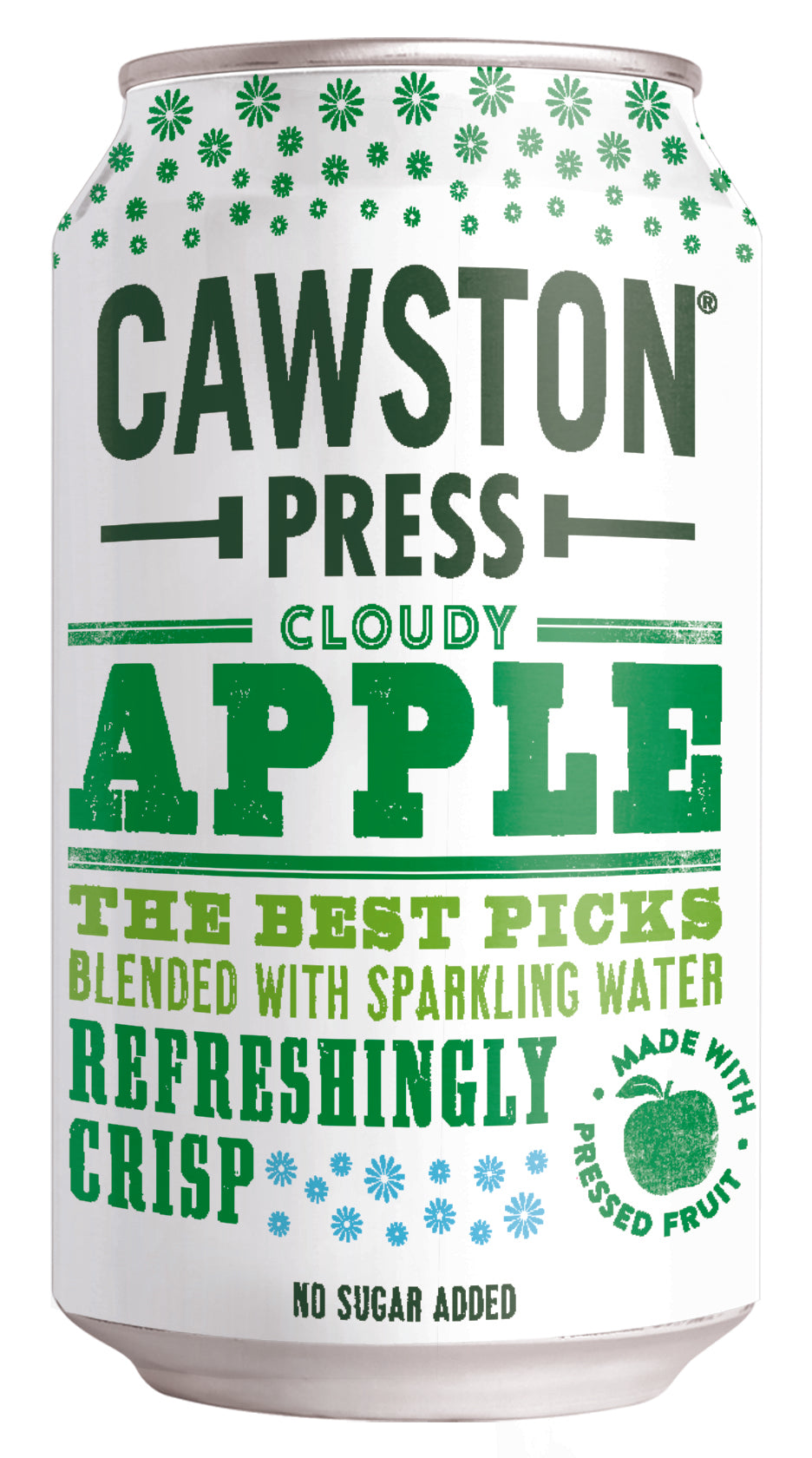 Cawston Press Sparkling Apple 24 x 330ml