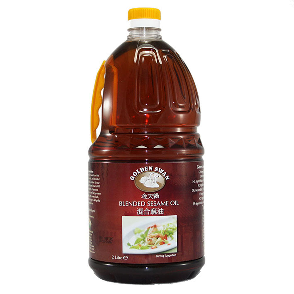 Golden Swan Sesame Oil 2ltr
