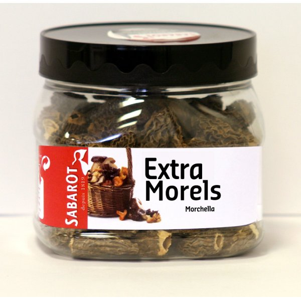 Dried Morels 100gm