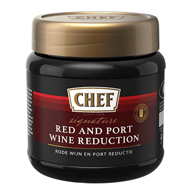 CHEF® Red and Port Wine Reduction Paste 450g