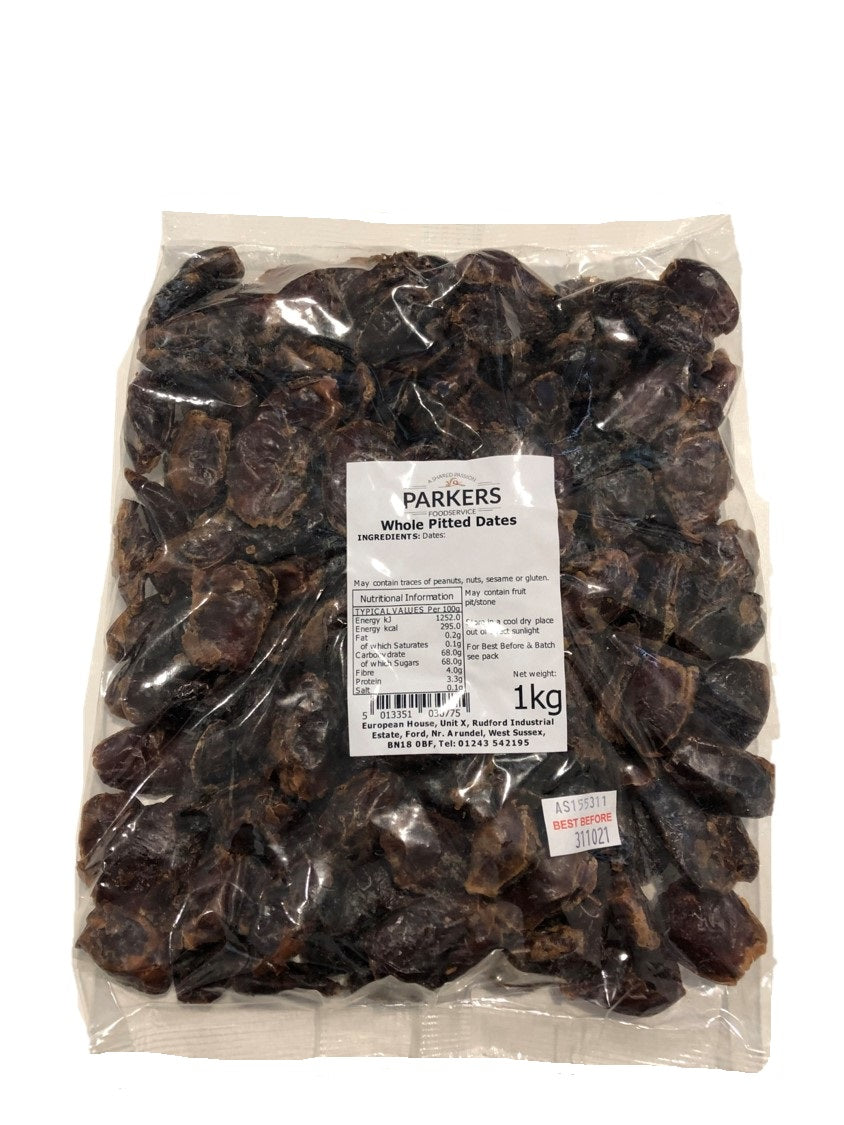 Pitted Dates (Whole) 1Kg