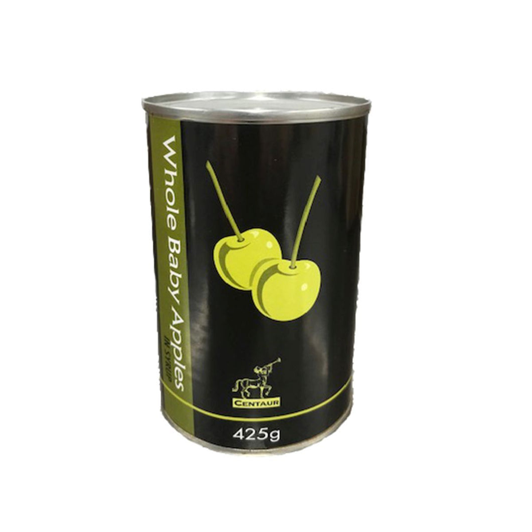 Tinned Baby Apples 425gm