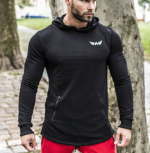 Load image into Gallery viewer, Men's Outdoor Fitness Long Sleeve T-Shirt