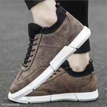Load image into Gallery viewer, Fashion Youth Sport Casual Plain Canvas Mens Shoes