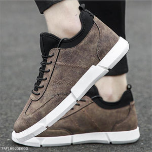 Fashion Youth Sport Casual Plain Canvas Mens Shoes