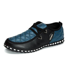 Load image into Gallery viewer, Big Size Men Quilted Comfortable Low-Top Sport Casual Shoes