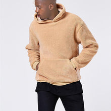 Load image into Gallery viewer, Fashion Loose Plain Floss Hoodie