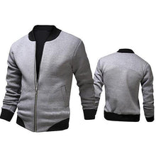Load image into Gallery viewer, Mens Fashion Lapel Collar Split Joint Coat