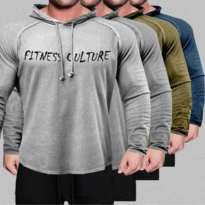 2019 New In  Style Men's Casual Hoodie