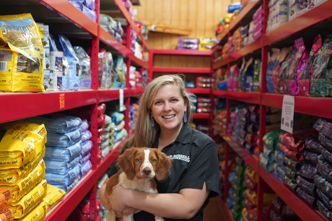 Fort Worth Pet, Feed, and Garden Supply Store