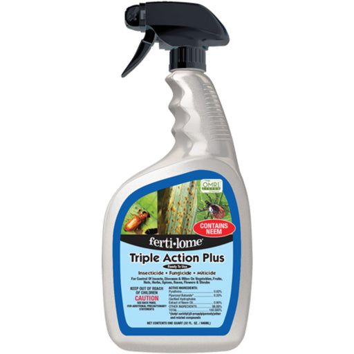 Fertilome Triple Action Plus RTU 32oz