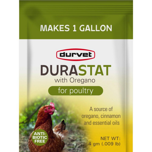 Durvet DuraStat with Oregano Packet 4gm