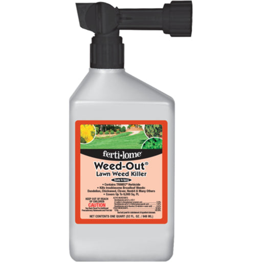 Fertilome Weed-Out Lawn Weed Killer RTS 32oz
