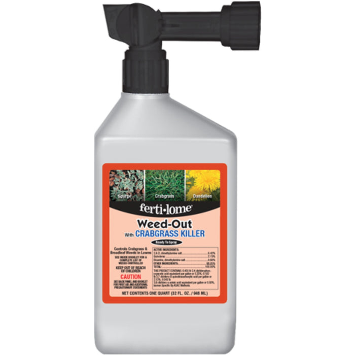 Fertilome Weed-Out with Crabgrass Killer RTS 32oz