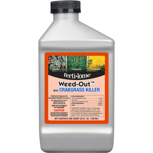 Fertilome Weed-Out With Crabgrass Killer 32oz