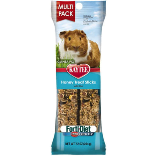 Kaytee Forti-Diet Pro Health Honey Stick Guinea Pig Treat