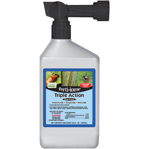 Fertilome Triple Action RTS Hosend 32oz