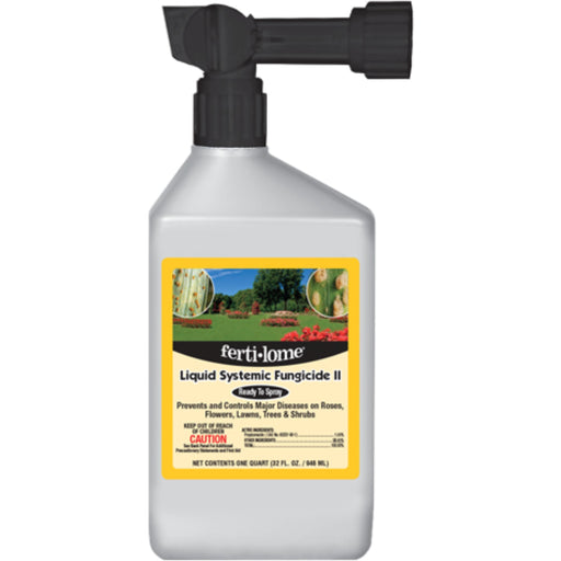 Fertilome Liquid Systemic Fungicide II 32oz RTS Hosend