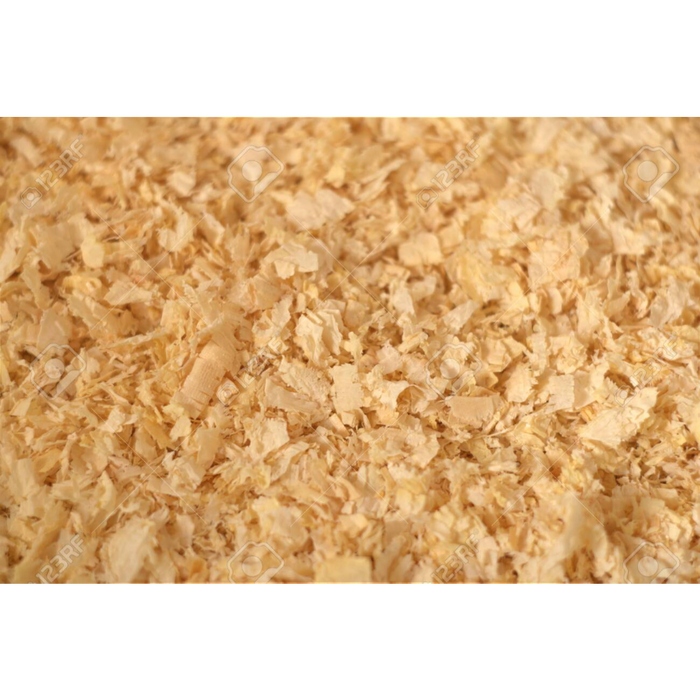 Patterson Medium Flake Wood Shavings Pine 6 cu. ft.
