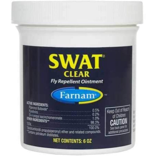 SWAT Clear Fly Repellent Ointment 6oz