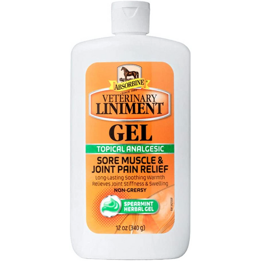 Absorbine Liniment Gel 12oz