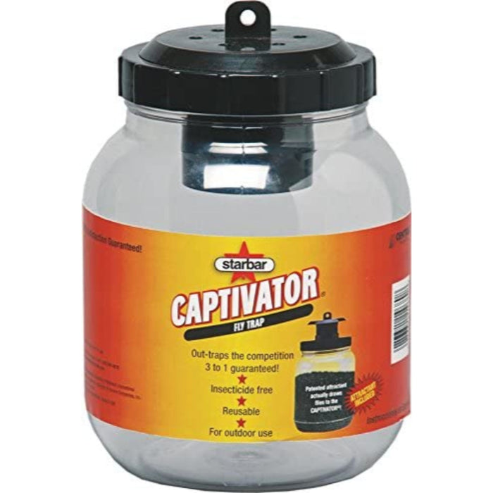 Starbar Fly Trap Captivator