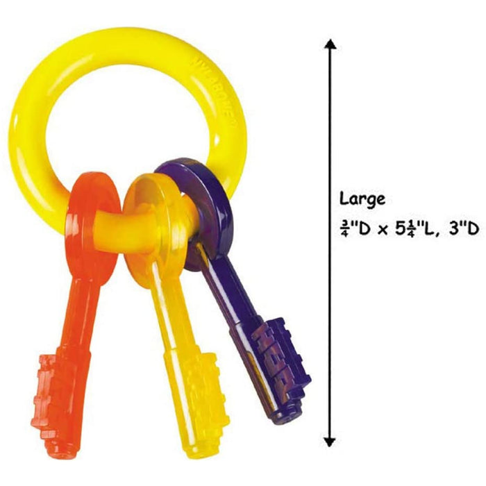 Dog Toy Puppy Teething Ring Large