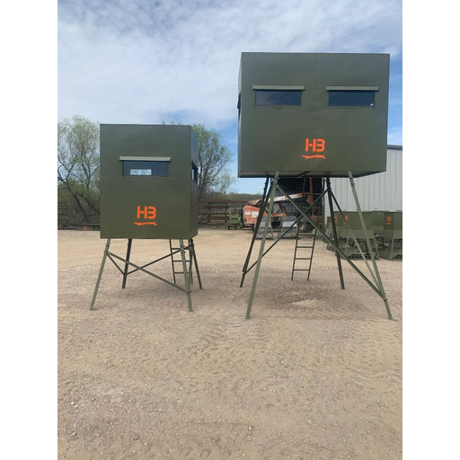 HB Sportsman Blind Tower 4'