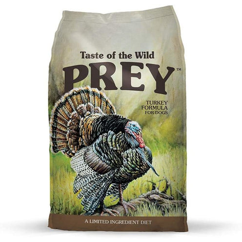 Taste of the Wild Prey: Turkey