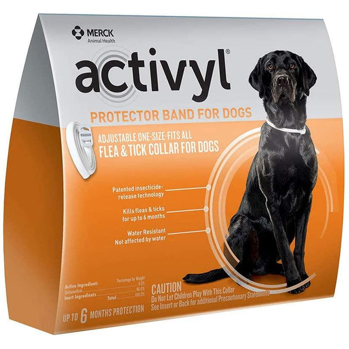 Activyl Dog Protector Band Collar Onesize 6 Month