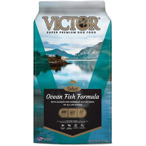 Victor Select - Ocean Fish, Dry Dog Food 40lb