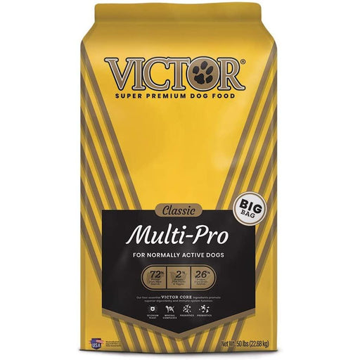VICTOR Classic - Multi-Pro, Dry Dog Food 50lb